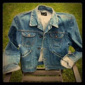 Vintage Wrangler Jean Jacket